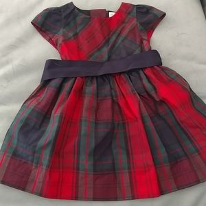 Christmas dress 6 months